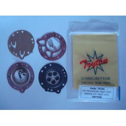 KIT REPARACION CARBURADOR TRYTON HB27