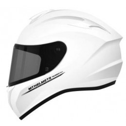 CASCO MT TARGO BLANCO PERLA