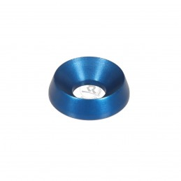 ARANDELA CONICA 19X8MM COLOR AZUL