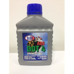 LIQUIDO DE FRENO DOT-4 SASH 500ML