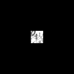 Espárrago M8X28/20 Precinto