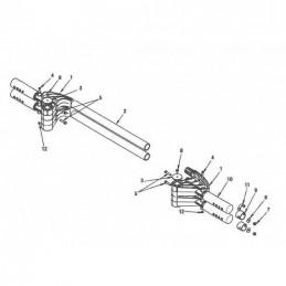 Kit Paragolpes Rotax Max DD2