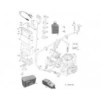 Arranque y sistema eléctrico Rotax
