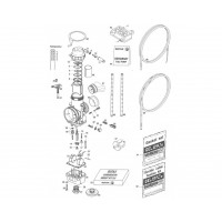 Carburador, Accesorios Gasolina Rotax