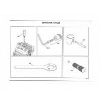 Extractor y Útiles X30