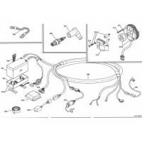 Encendido y Sistema Eléctrico Iame Leopard